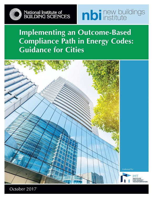 energy codes for cities new buildings institute